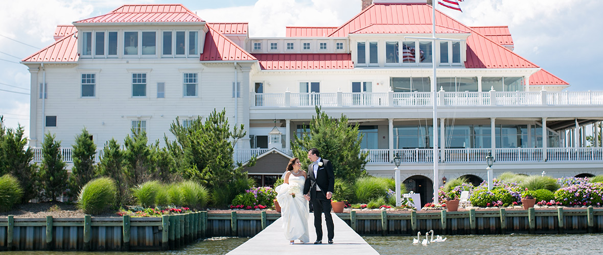 Mallard Island Yacht Club - Wedding Venue